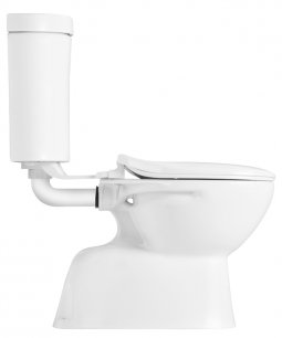 Profile 4 Trident Connector Toilet Suite