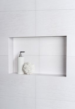 ProFinish Recessed Tile Shelf